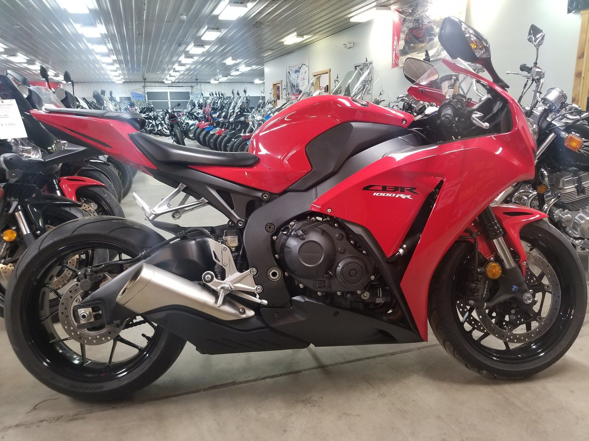 2012 Honda CBR®1000RR in Spring Mills, Pennsylvania - Photo 1