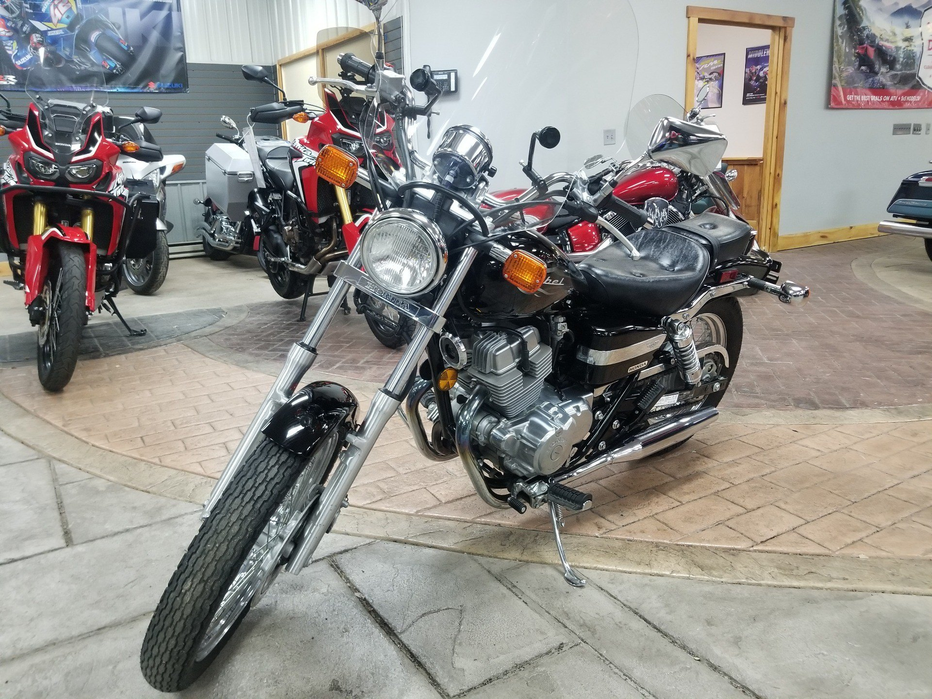 2009 Honda Rebel® in Spring Mills, Pennsylvania - Photo 2
