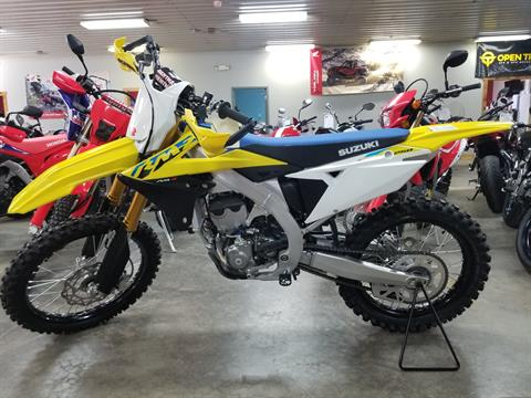 2021 Suzuki RM-Z250 in Spring Mills, Pennsylvania - Photo 2