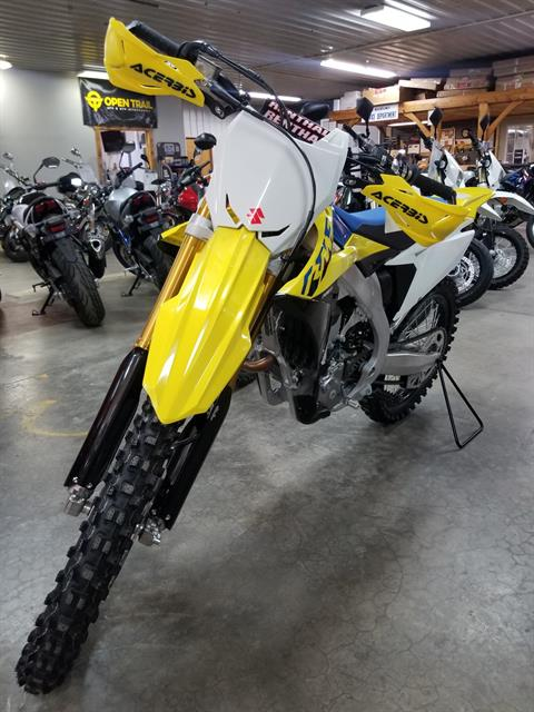 2021 Suzuki RM-Z250 in Spring Mills, Pennsylvania - Photo 3