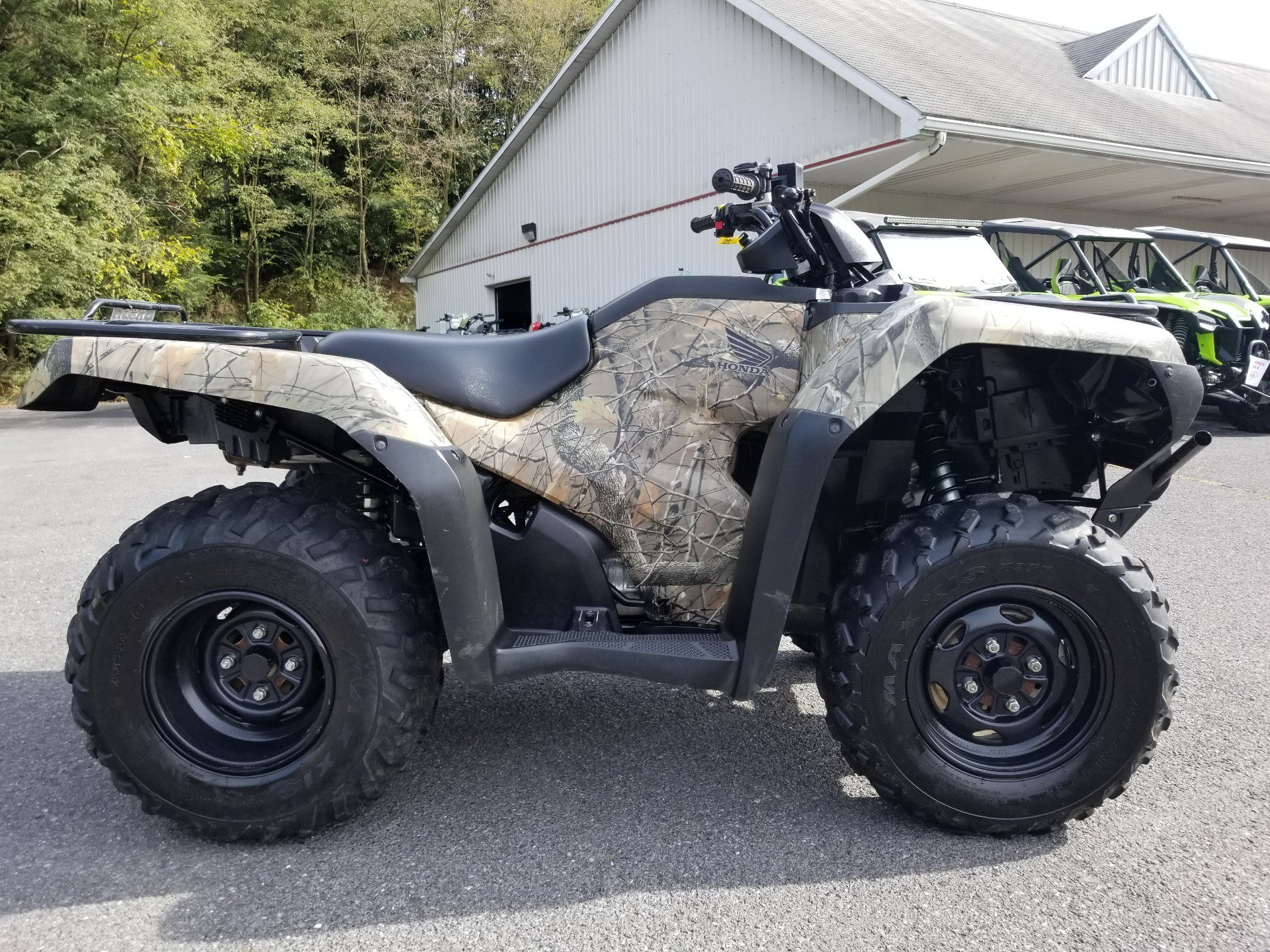 2015 Honda FourTrax® Rancher® 4x4 EPS in Spring Mills, Pennsylvania - Photo 1