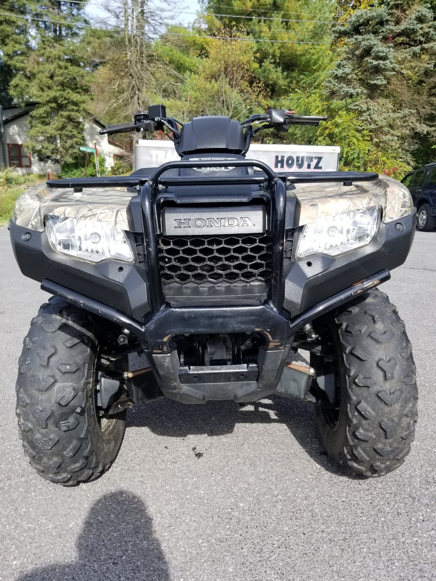 2015 Honda FourTrax® Rancher® 4x4 EPS in Spring Mills, Pennsylvania - Photo 3