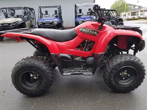 2013 Yamaha Grizzly 300 Automatic in State College, Pennsylvania