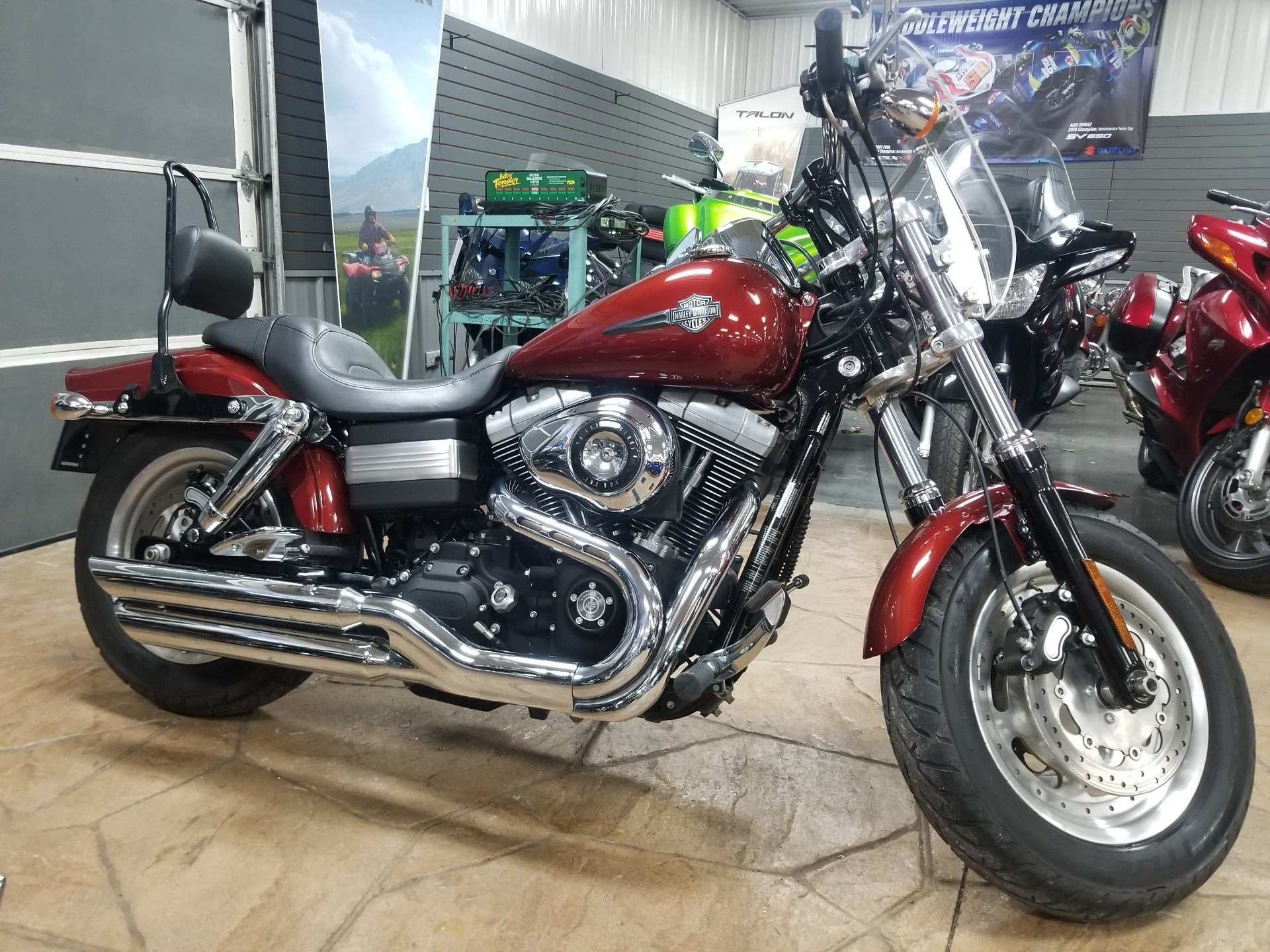 2010 Harley-Davidson Dyna® Fat Bob® in Spring Mills, Pennsylvania - Photo 1