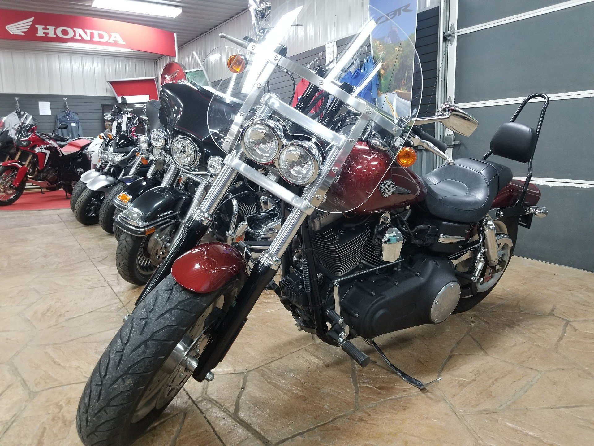 2010 Harley-Davidson Dyna® Fat Bob® in Spring Mills, Pennsylvania - Photo 2
