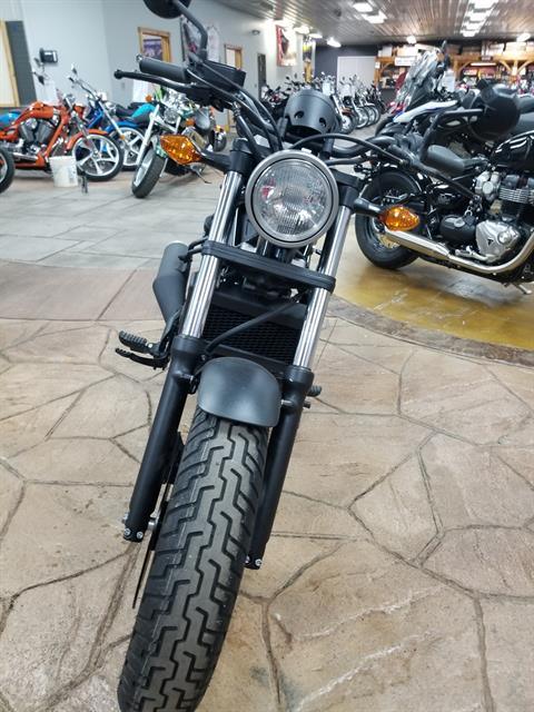 2018 Honda Rebel 300 in Spring Mills, Pennsylvania - Photo 3