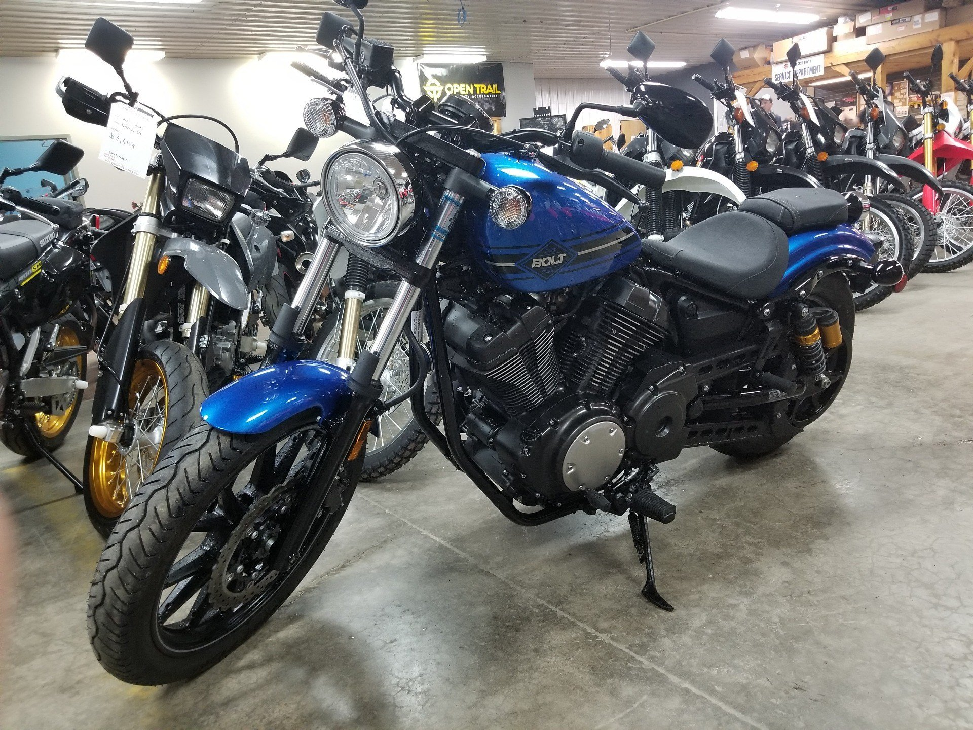 2018 Yamaha Bolt R-Spec in Spring Mills, Pennsylvania - Photo 2