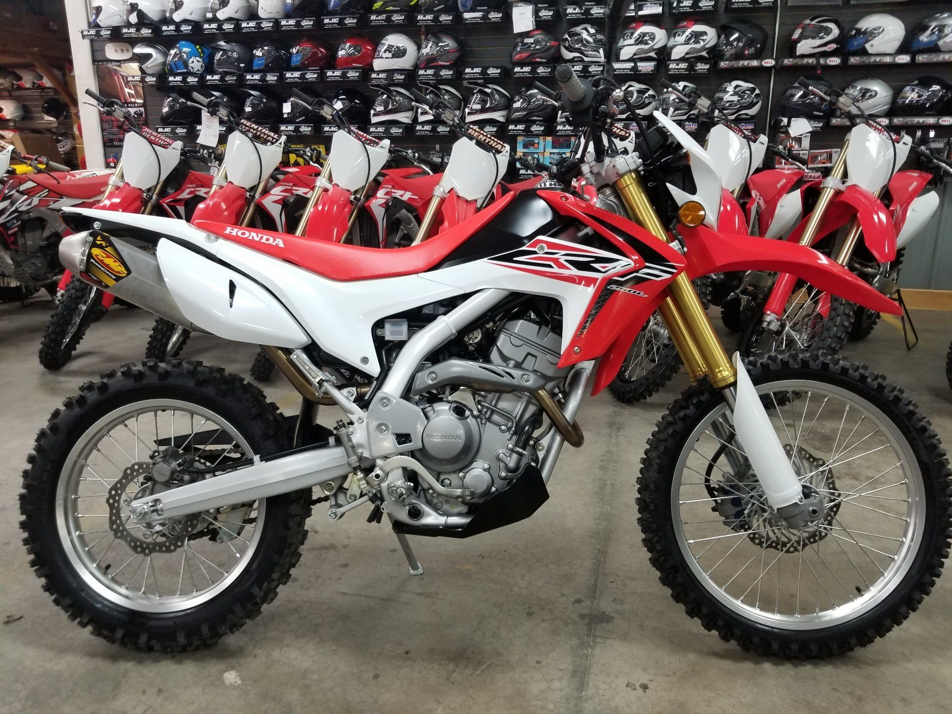 2016 Honda CRF250L in Spring Mills, Pennsylvania - Photo 1