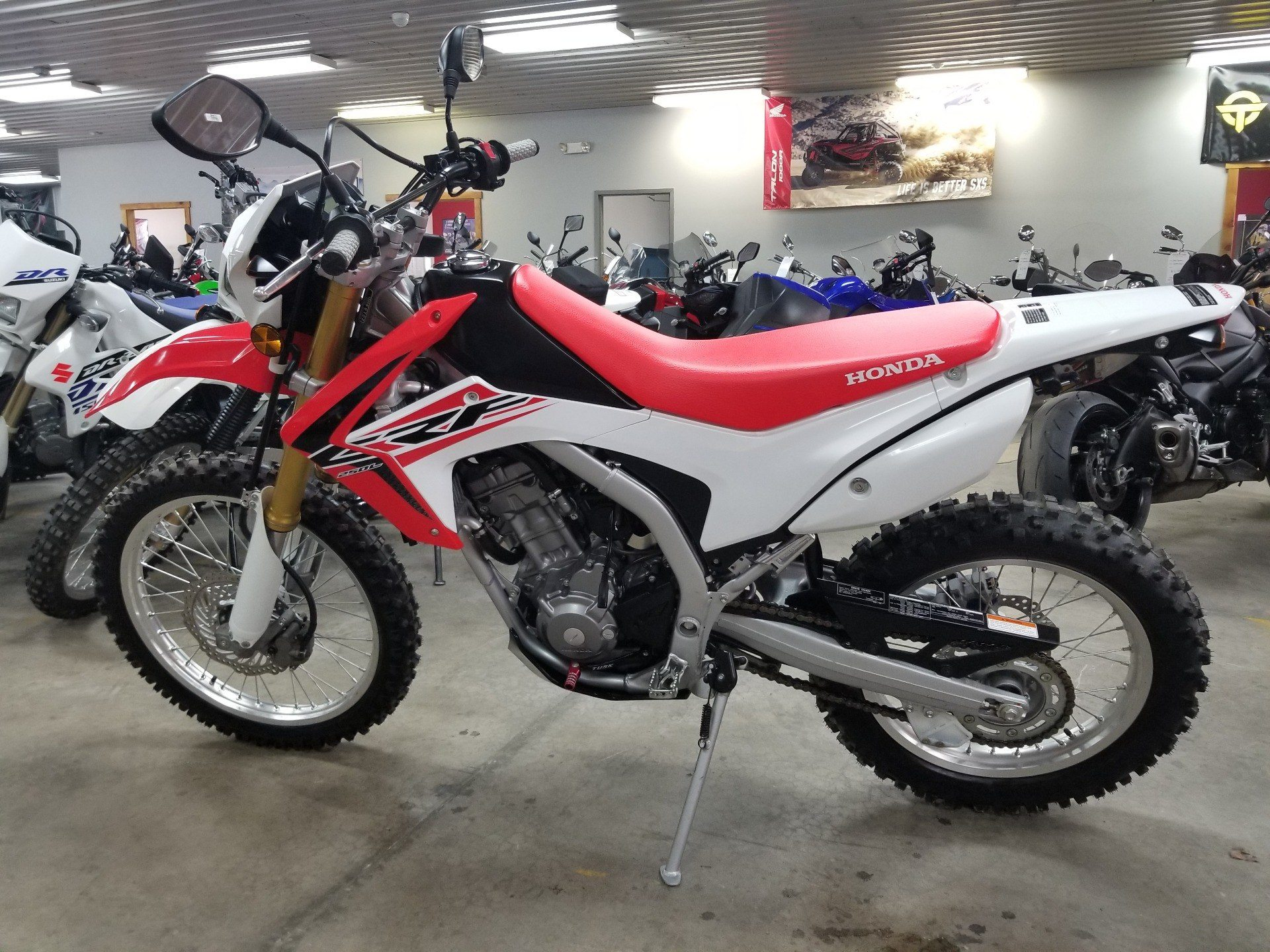2016 Honda CRF250L in Spring Mills, Pennsylvania - Photo 2