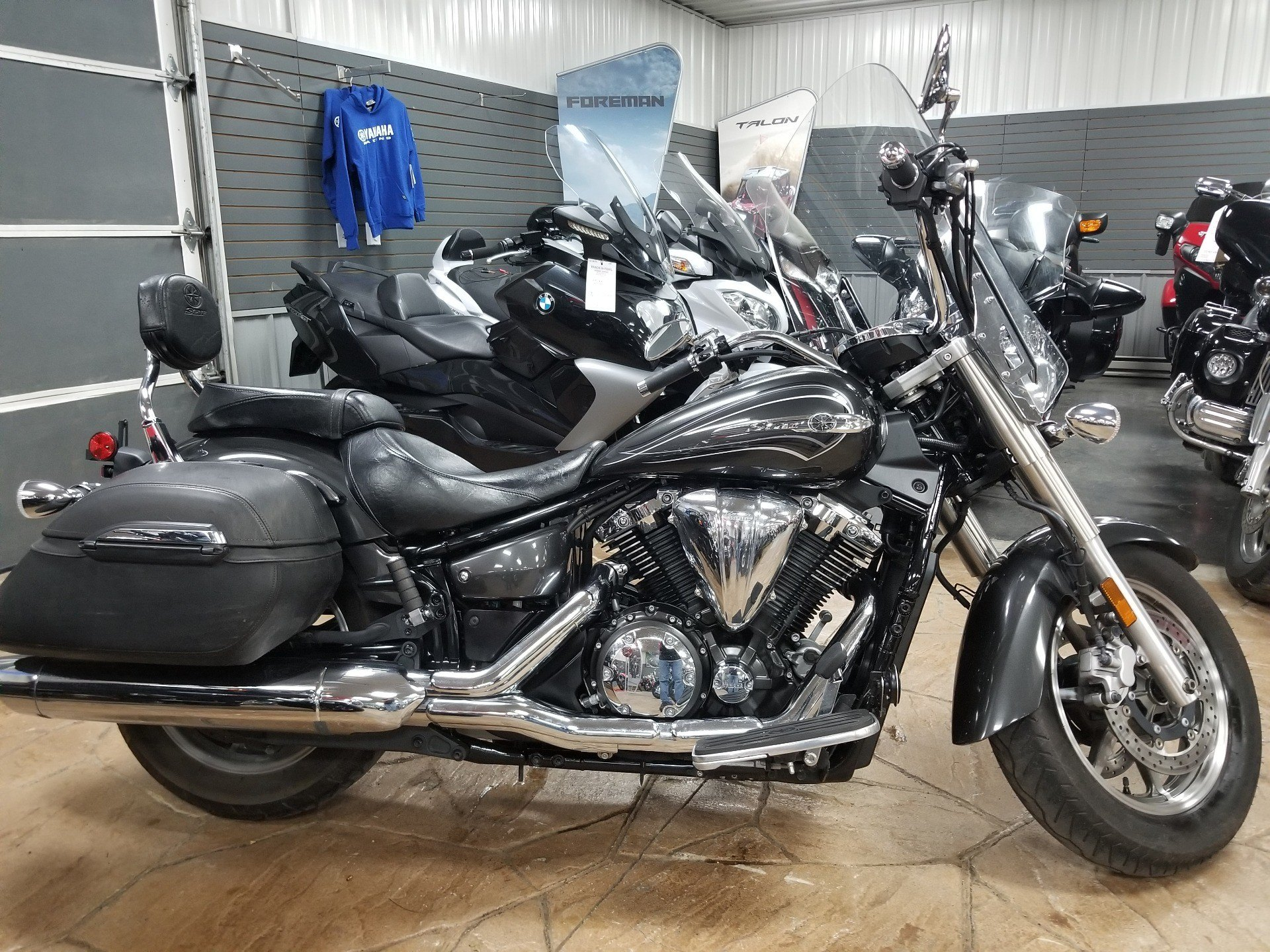 2012 Yamaha V Star 1300 Tourer in Spring Mills, Pennsylvania - Photo 1