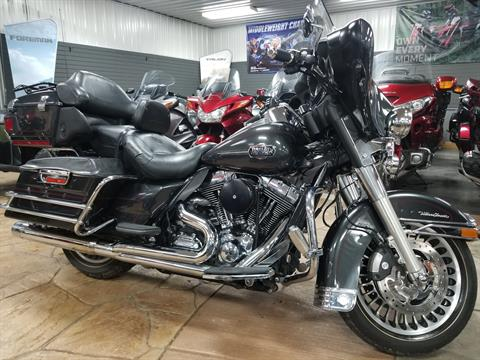 2009 Harley-Davidson Ultra Classic® Electra Glide® in Spring Mills, Pennsylvania - Photo 1