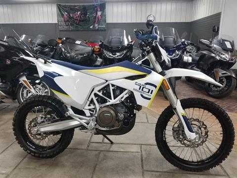 2018 Husqvarna 701 Enduro in Spring Mills, Pennsylvania - Photo 1