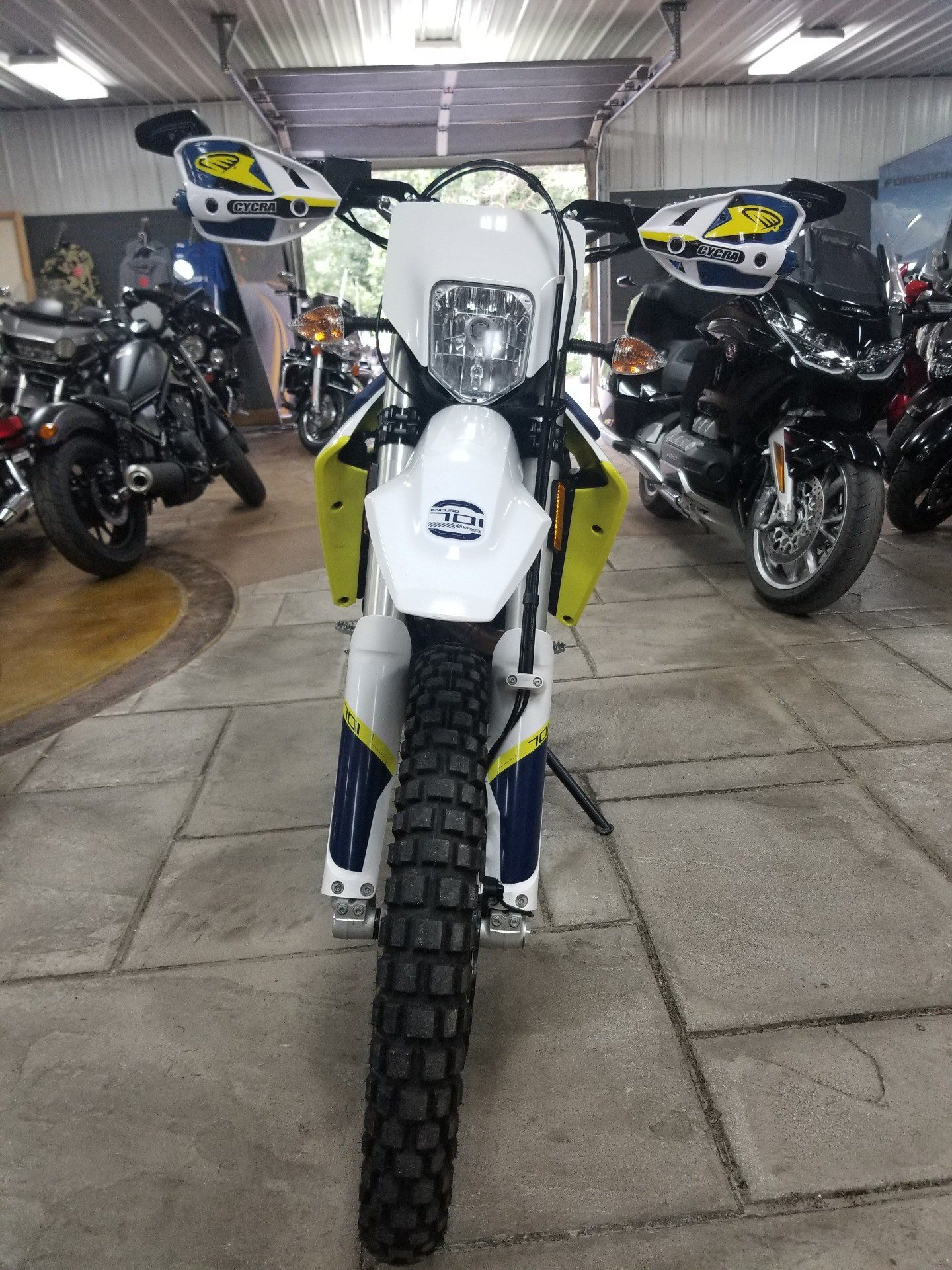 2018 Husqvarna 701 Enduro in Spring Mills, Pennsylvania - Photo 3