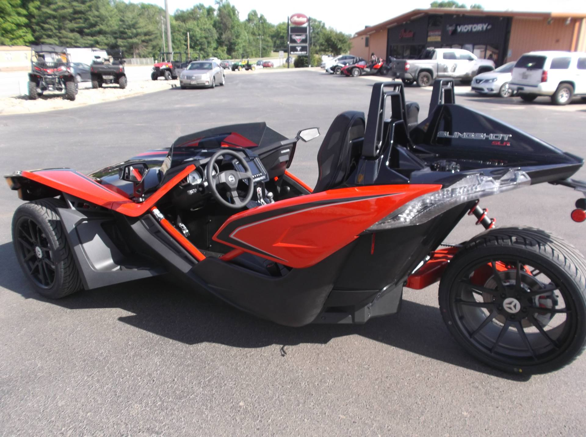 2019 Slingshot Slingshot SLR in Greer, South Carolina - Photo 12