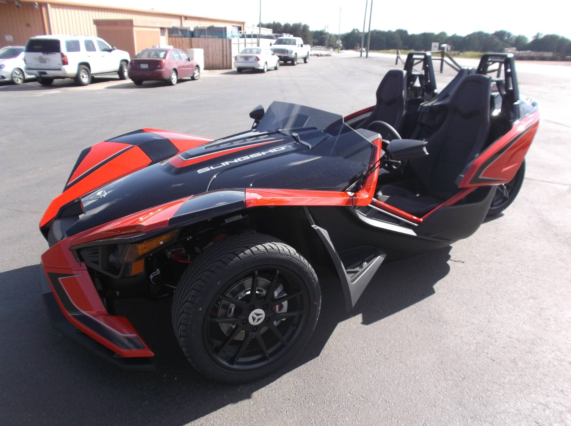 2019 Slingshot Slingshot SLR in Greer, South Carolina - Photo 15