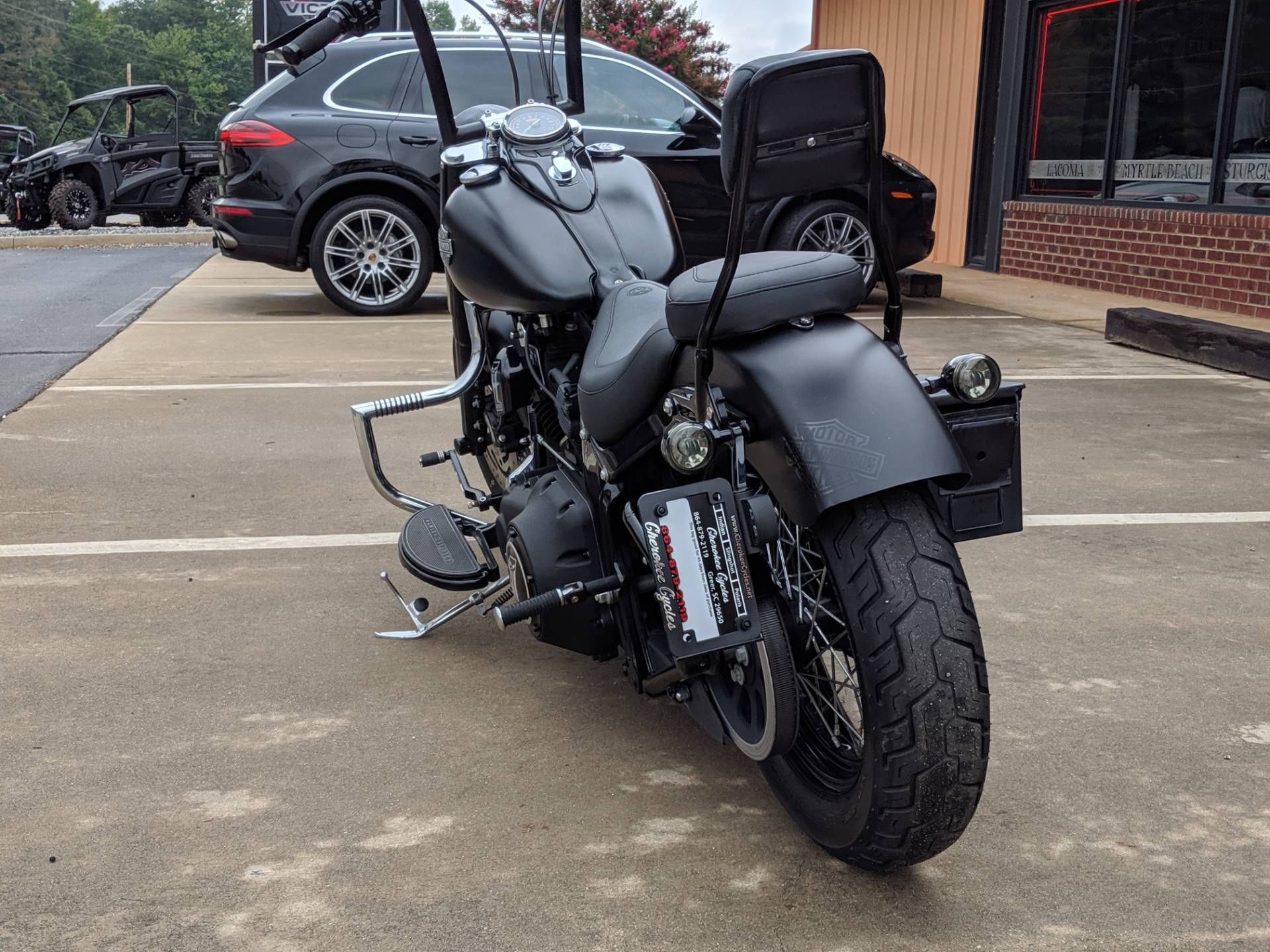 2013 Harley-Davidson Softail Slim® in Greer, South Carolina - Photo 6