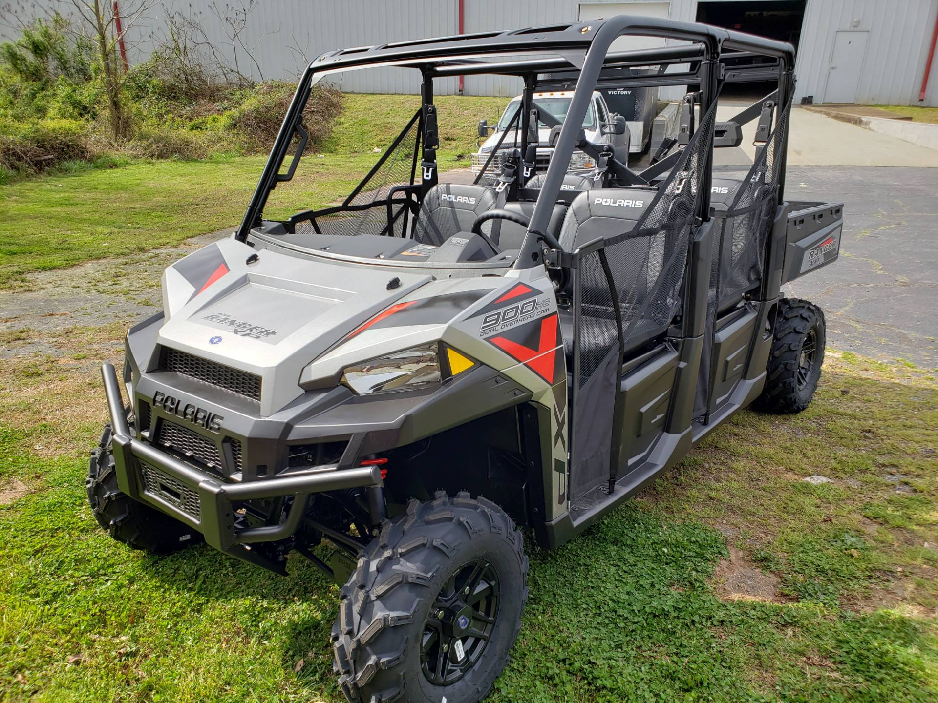 2019 Polaris Ranger Crew XP 900 EPS in Greer, South Carolina - Photo 4