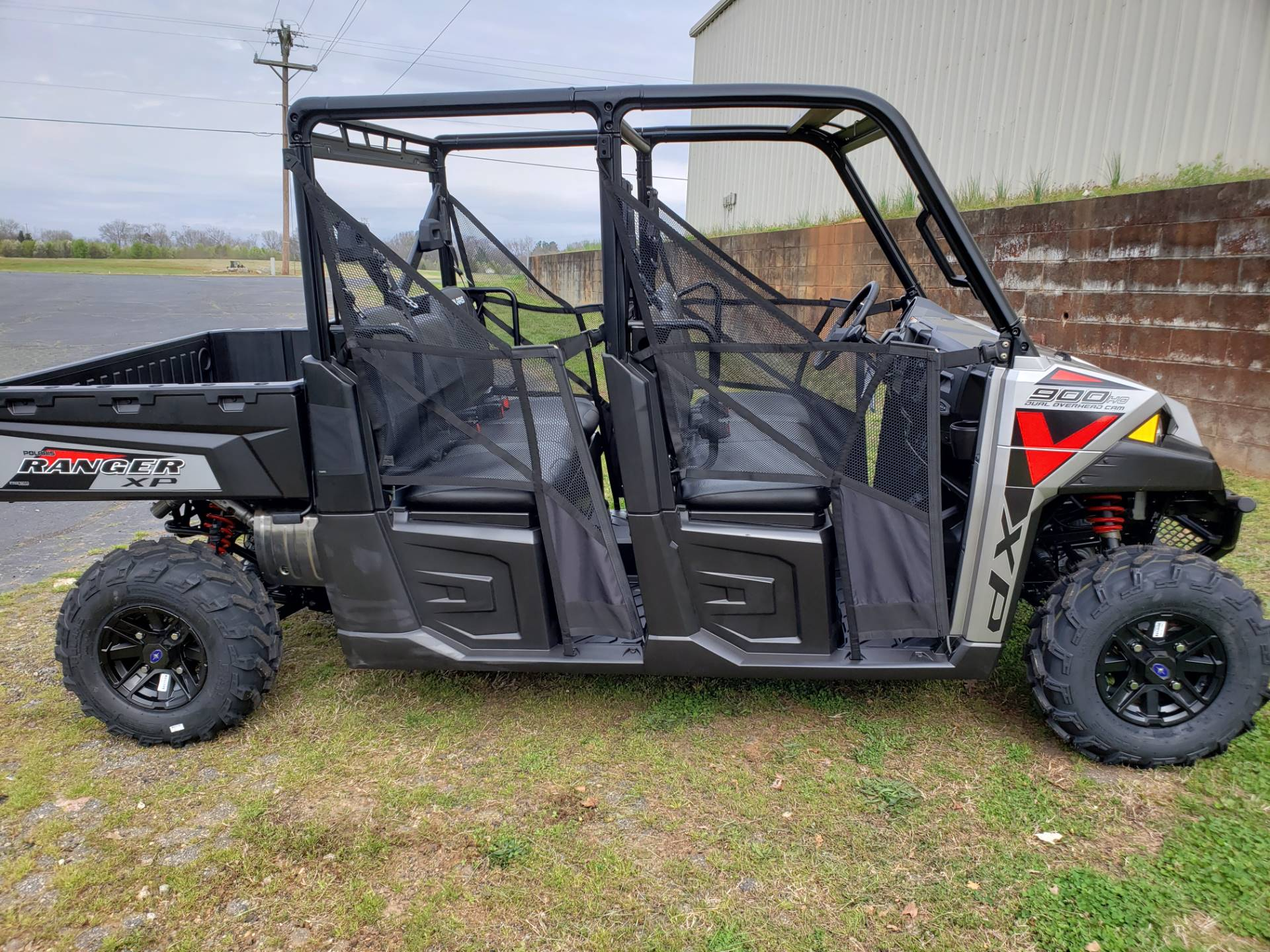 2019 Polaris Ranger Crew XP 900 EPS in Greer, South Carolina - Photo 7