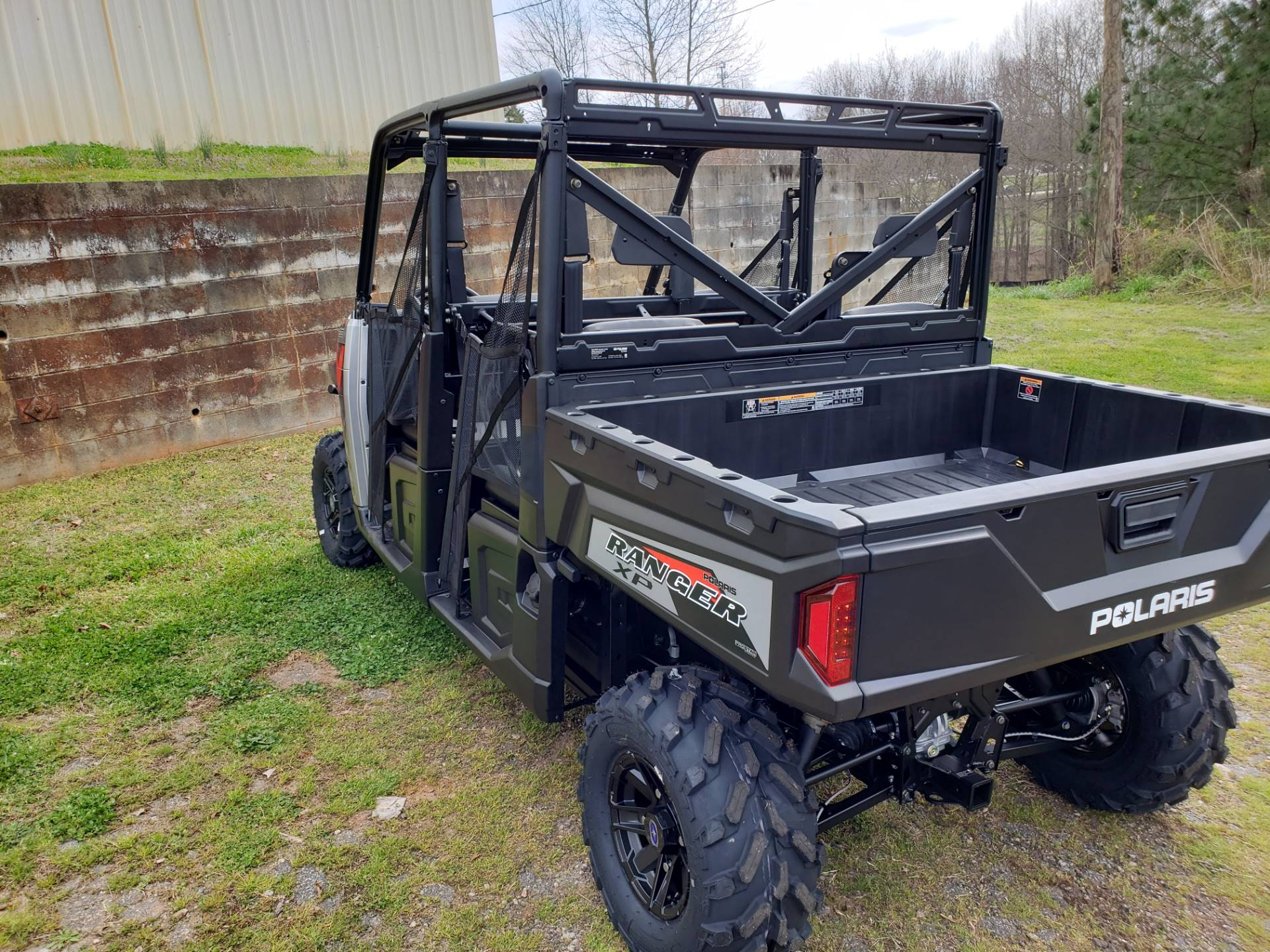 2019 Polaris Ranger Crew XP 900 EPS in Greer, South Carolina - Photo 10
