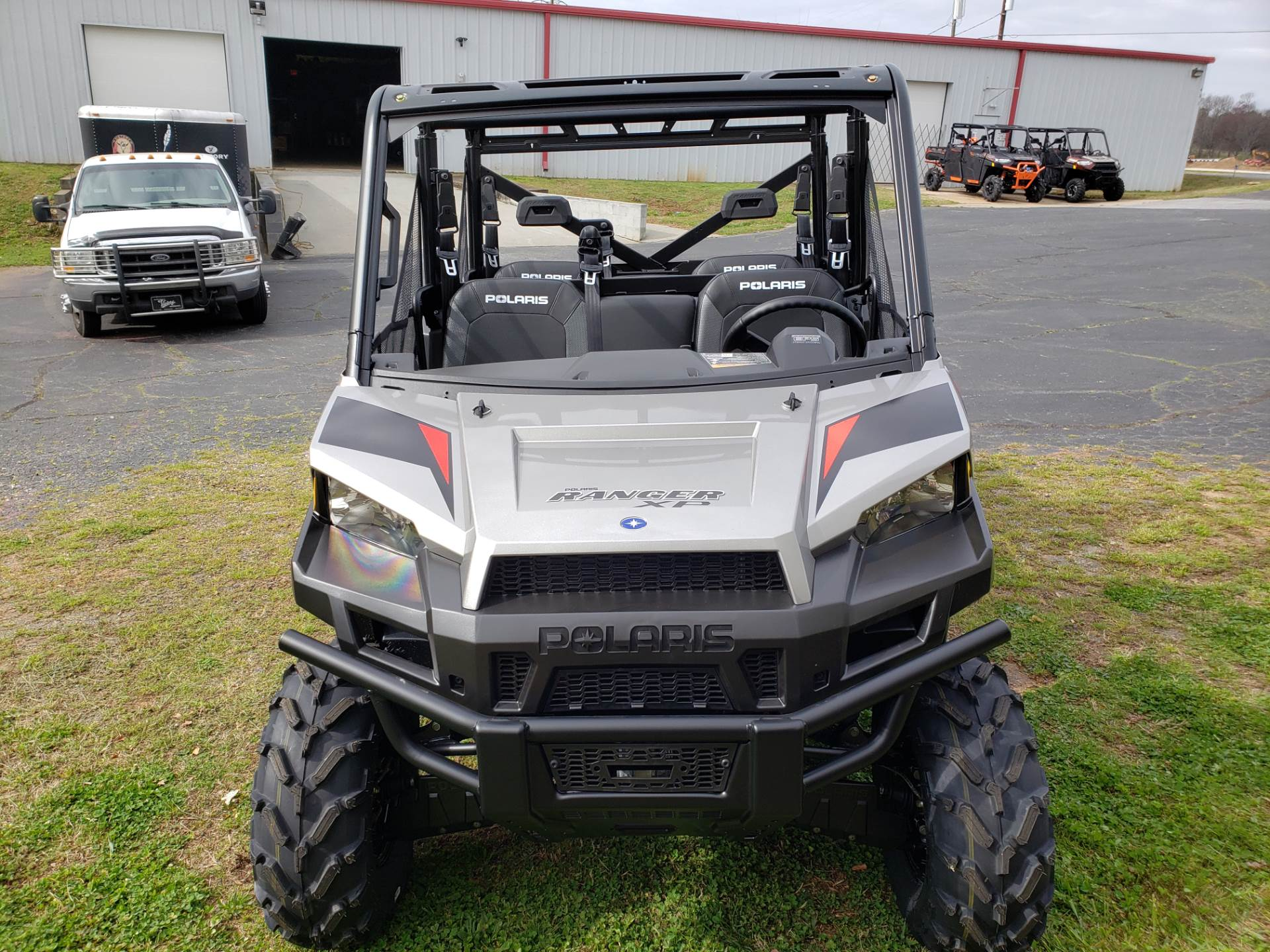 2019 Polaris Ranger Crew XP 900 EPS 5