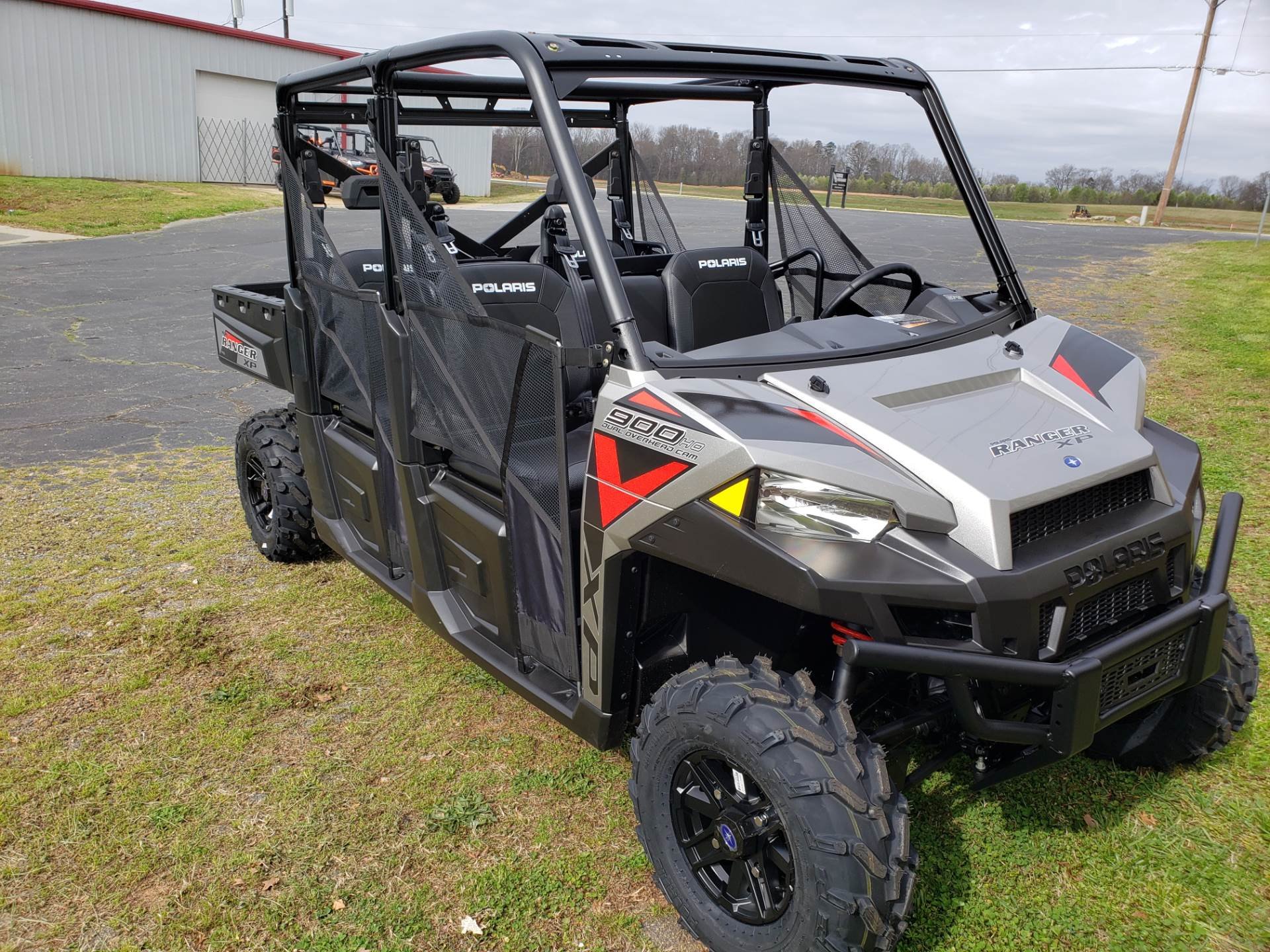 2019 Polaris Ranger Crew XP 900 EPS 6