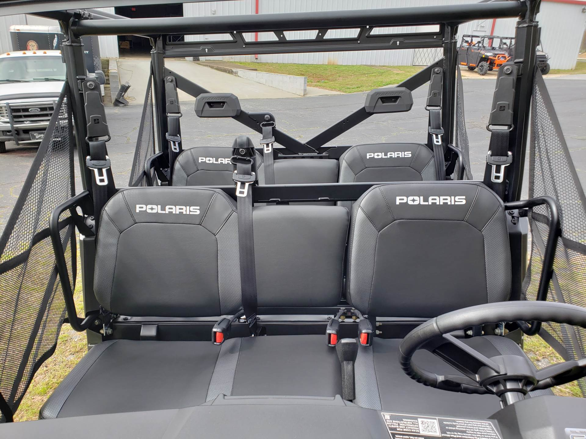 2019 Polaris Ranger Crew XP 900 EPS 12