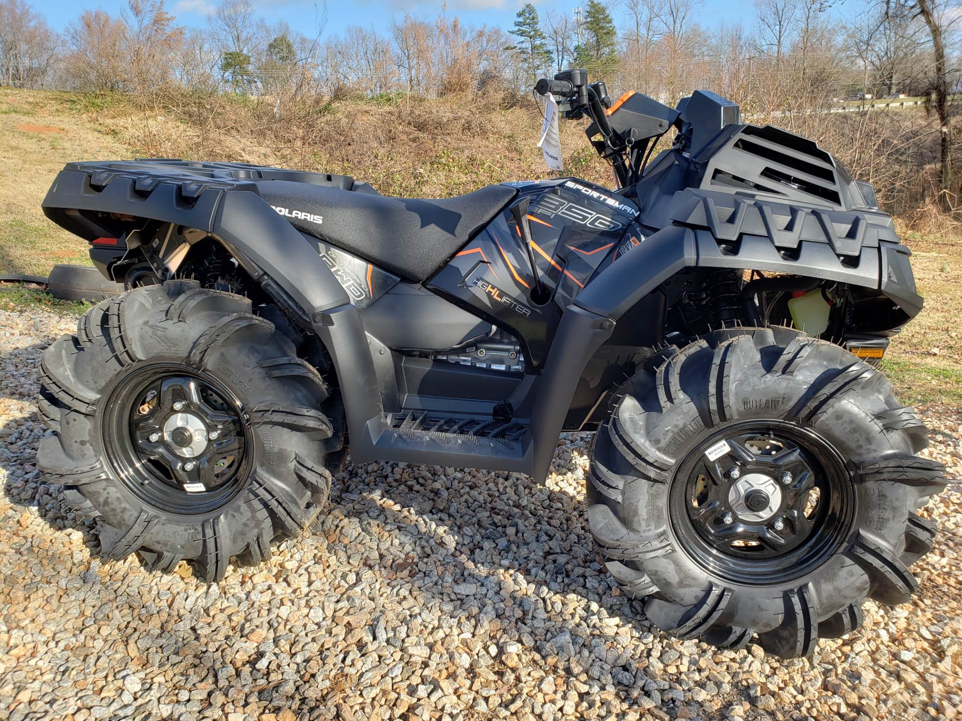 2019 Polaris Sportsman 850 High Lifter Edition in Greer, South Carolina