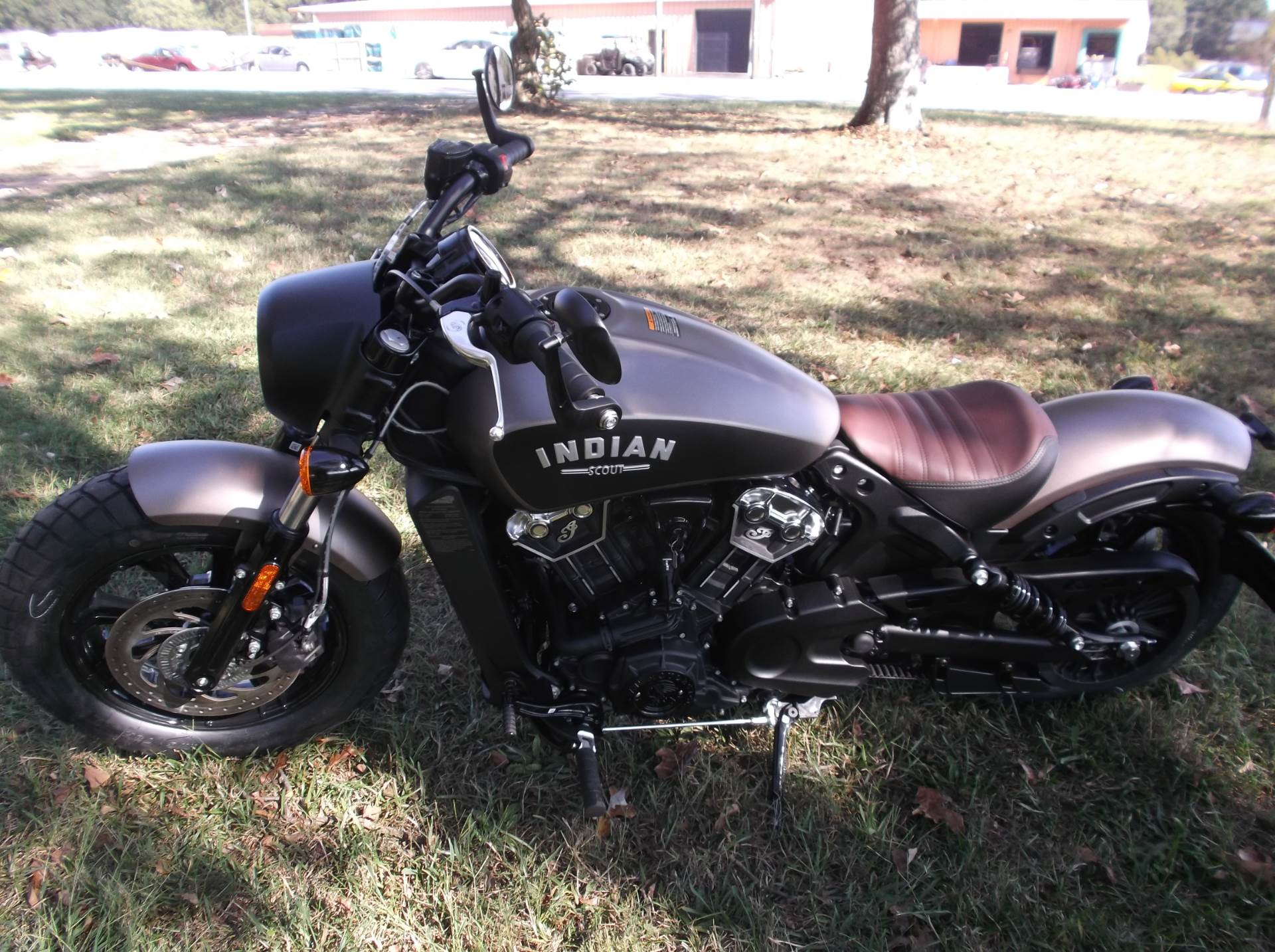 2019 Indian Scout® Bobber ABS in Greer, South Carolina - Photo 14