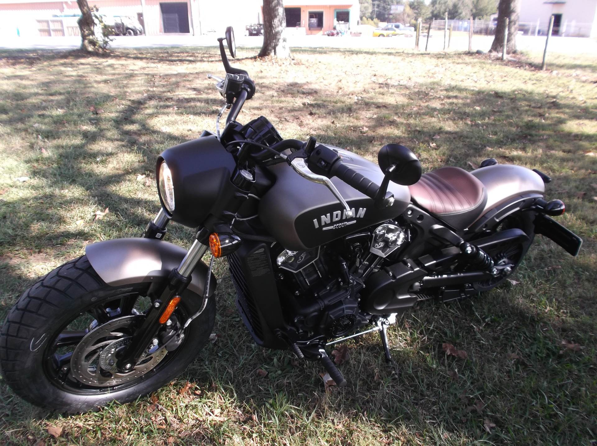 2019 Indian Scout® Bobber ABS in Greer, South Carolina - Photo 15