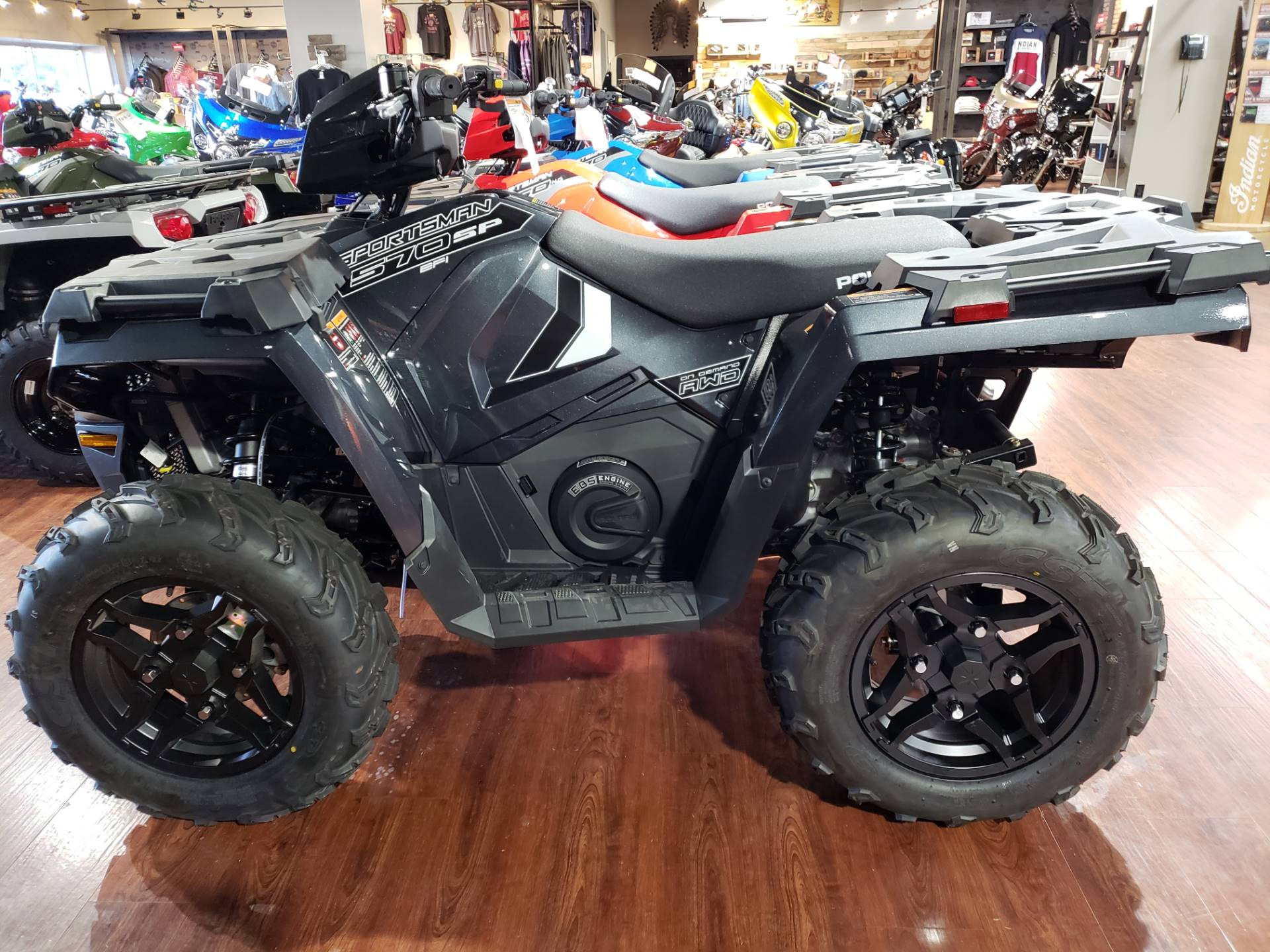 2019 Polaris Sportsman 570 SP in Greer, South Carolina - Photo 2