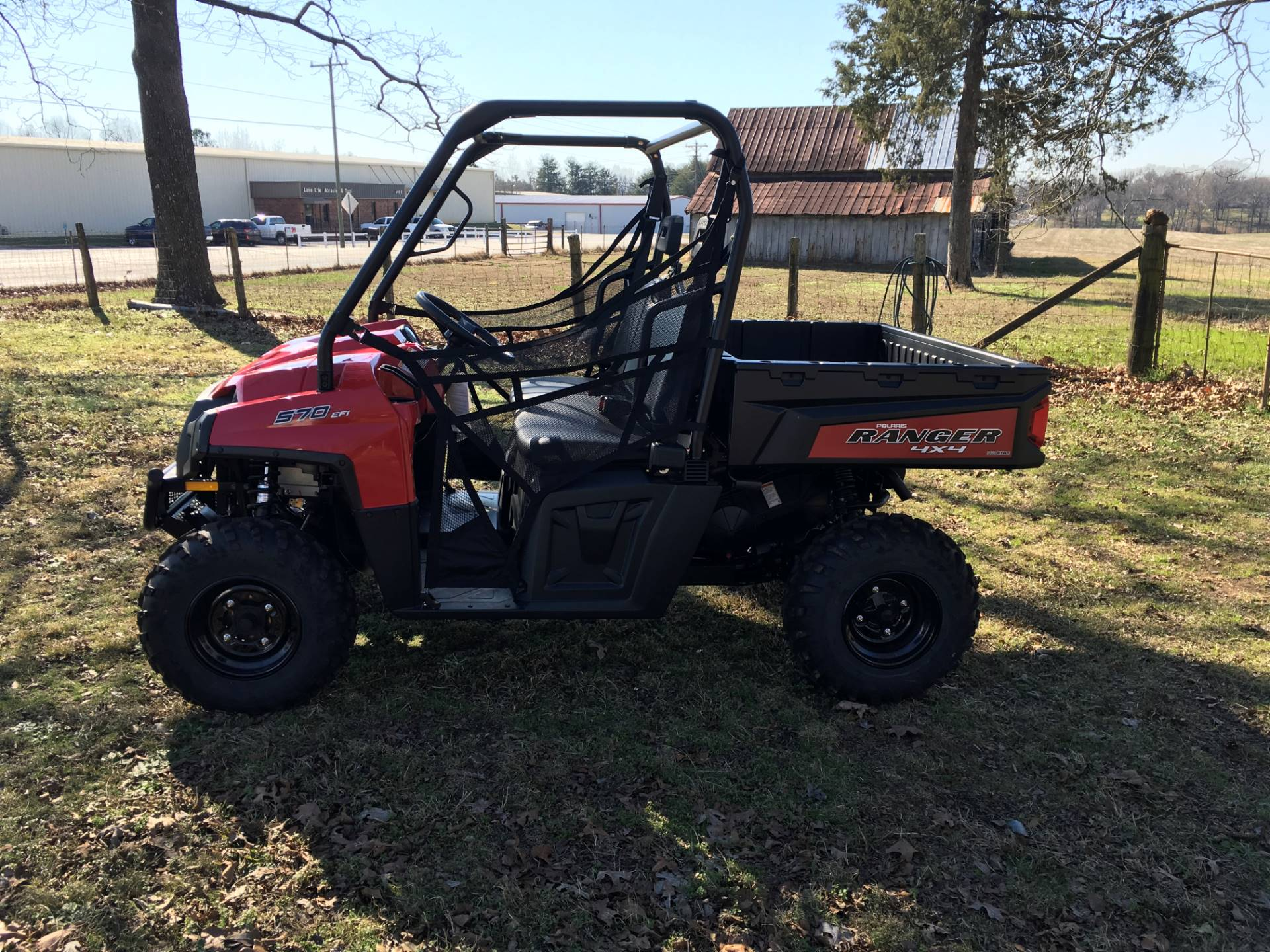 2017 Polaris Ranger 570 Full Size 12