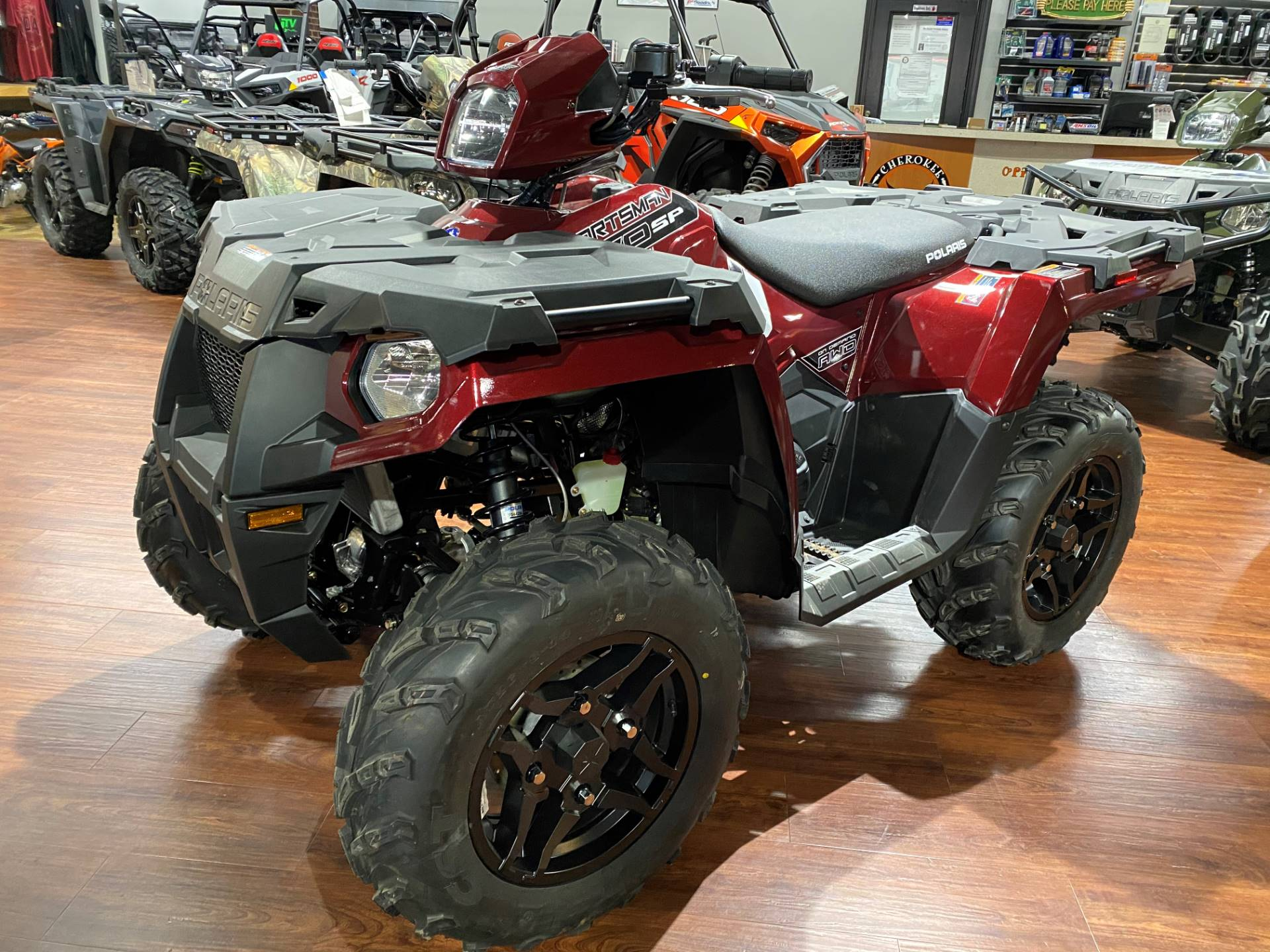 2019 Polaris Sportsman 570 SP - Photo 7