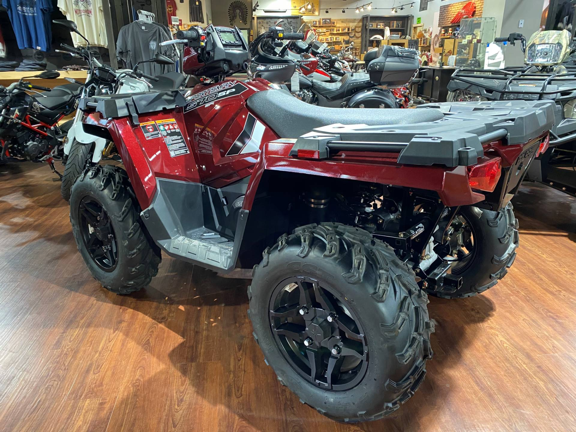 2019 Polaris Sportsman 570 SP - Photo 9