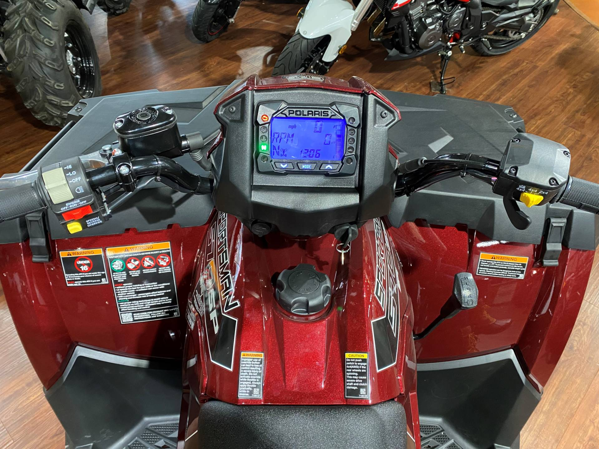 2019 Polaris Sportsman 570 SP - Photo 19