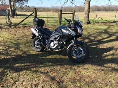 2008 SUZUKI MOTORCYCLES V-Strom 650 in Greer, South Carolina