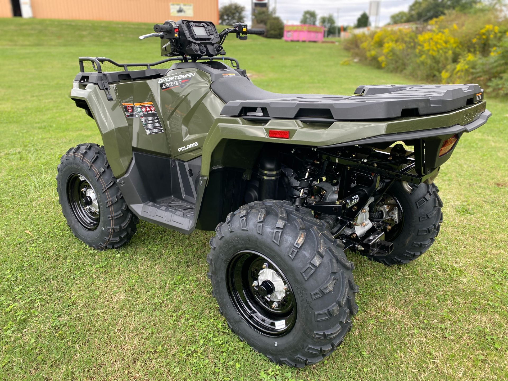 2021 Polaris Sportsman 570 in Greer, South Carolina - Photo 10