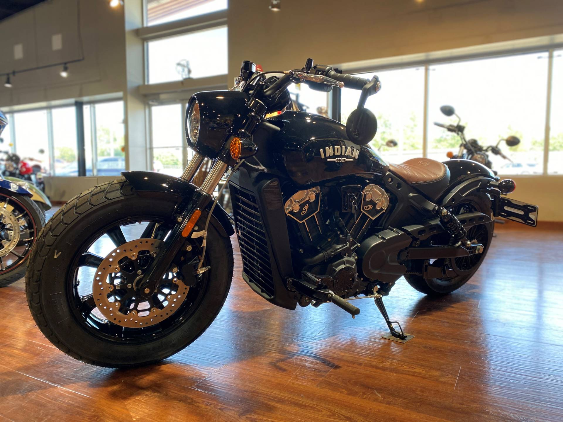 2021 Indian Scout® Bobber in Greer, South Carolina - Photo 13