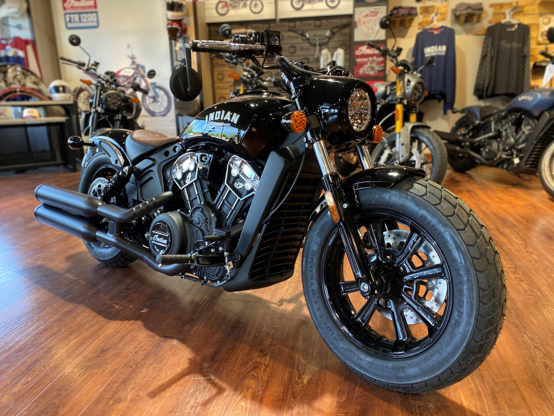 2021 Indian Scout® Bobber in Greer, South Carolina - Photo 1