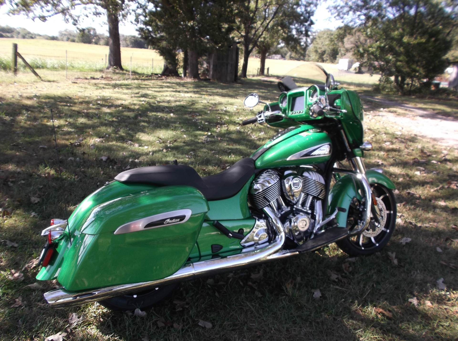 2019 Indian Chieftain Limited- Icon Series in Greer, South Carolina