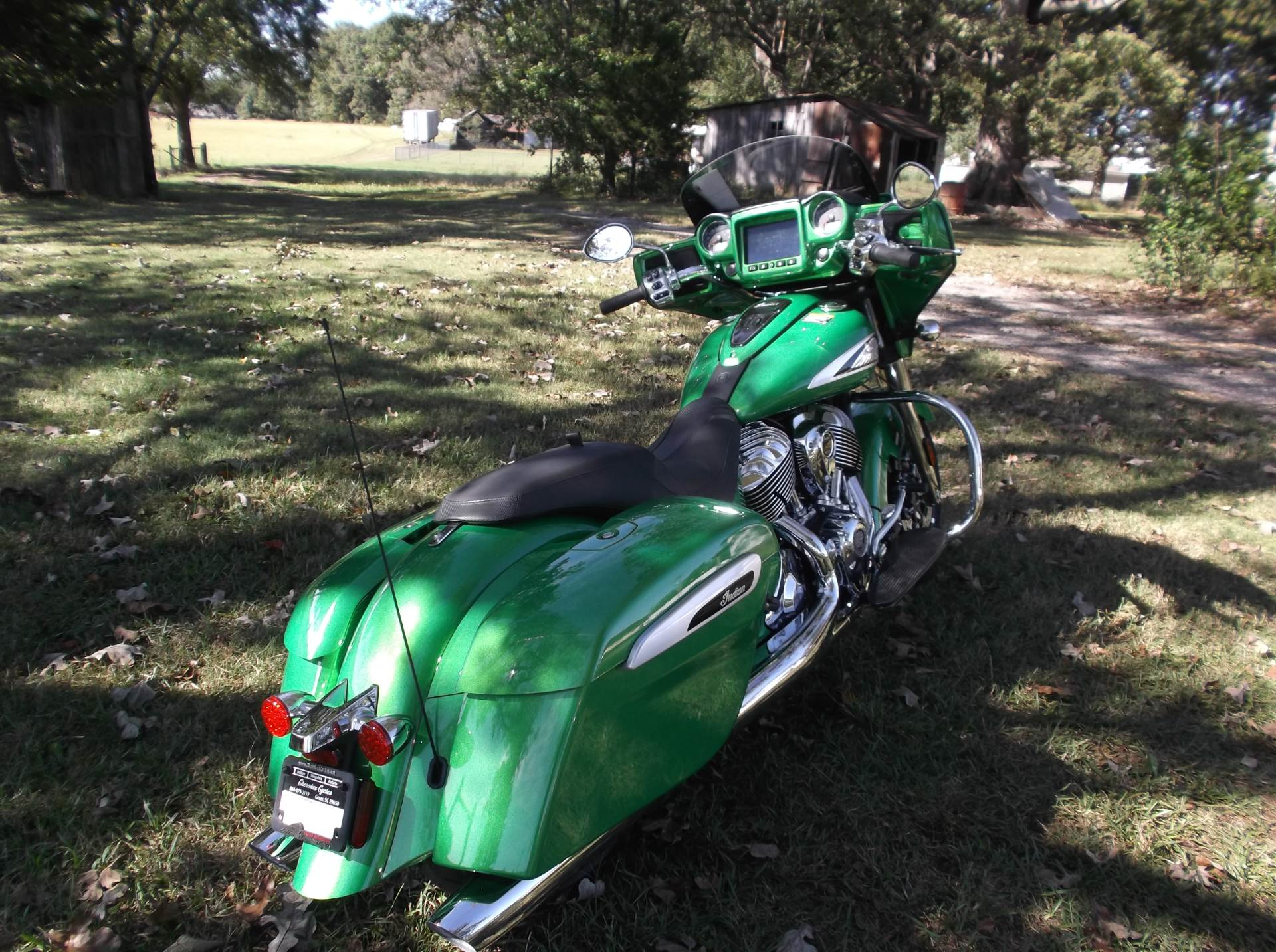 2019 Indian Chieftain Limited- Icon Series in Greer, South Carolina - Photo 8