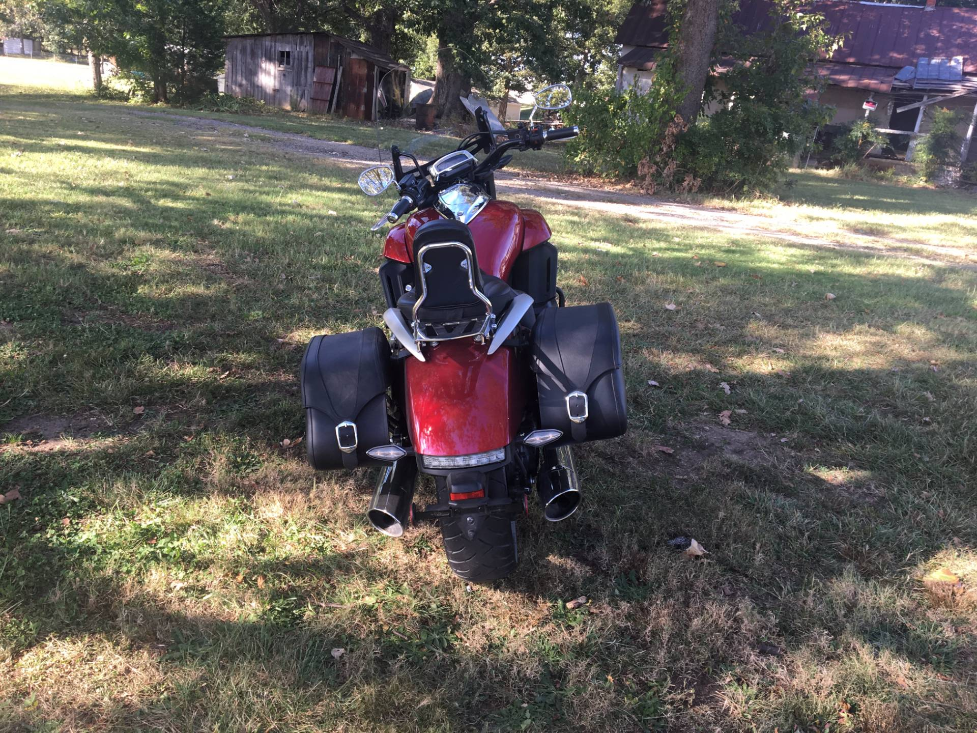 2015 Honda Gold Wing® Valkyrie® in Greer, South Carolina