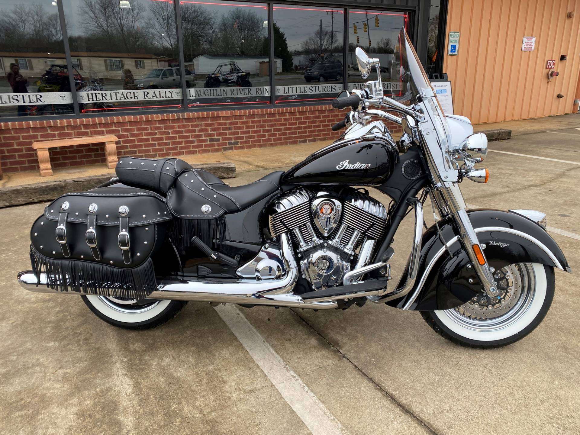 2020 Indian Chief Vintage ABS - Photo 1