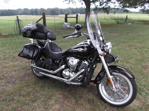 2012 Kawasaki Vulcan® 900 Custom in Greer, South Carolina