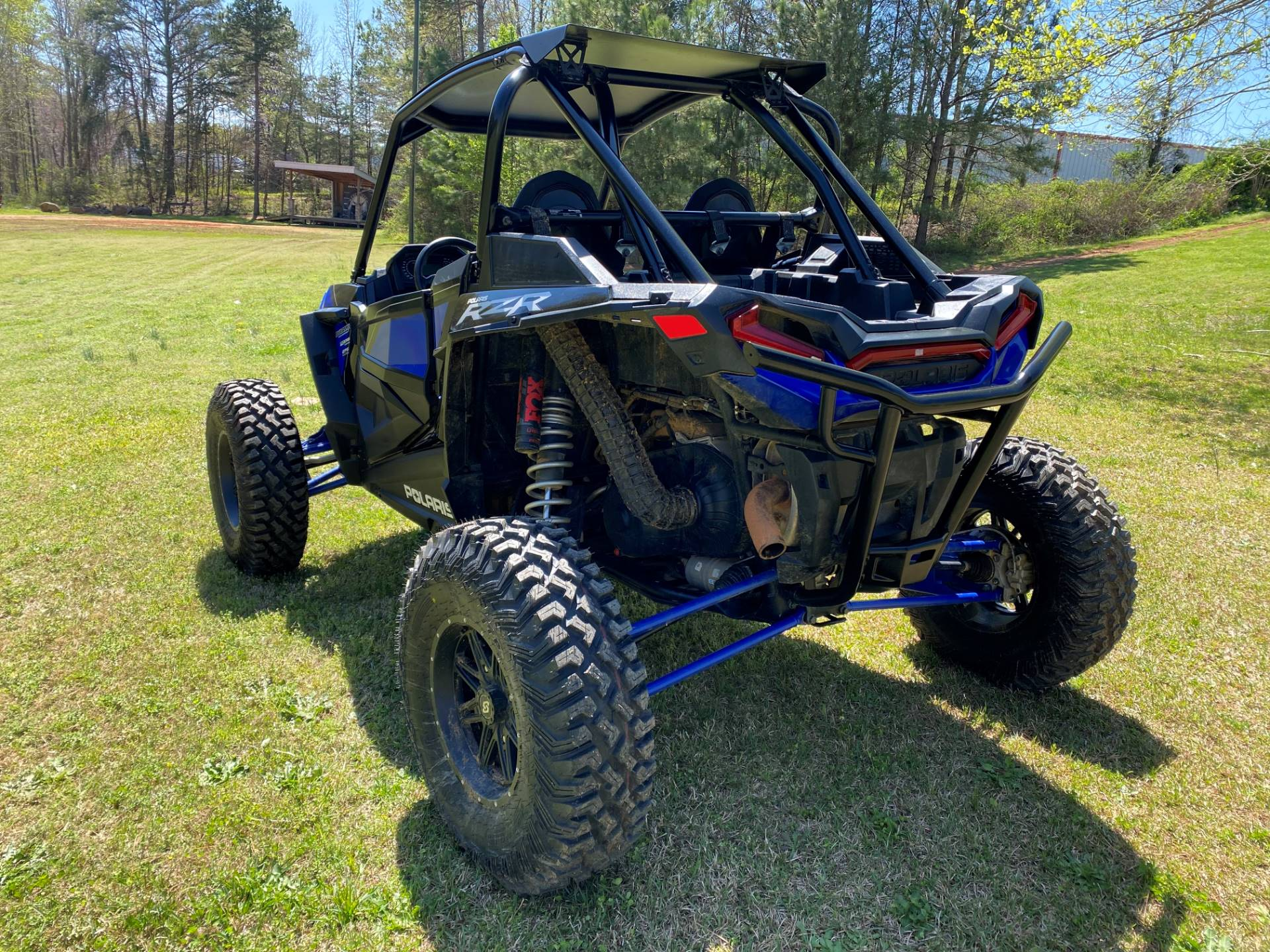 2018 Polaris RZR XP Turbo S in Greer, South Carolina - Photo 9