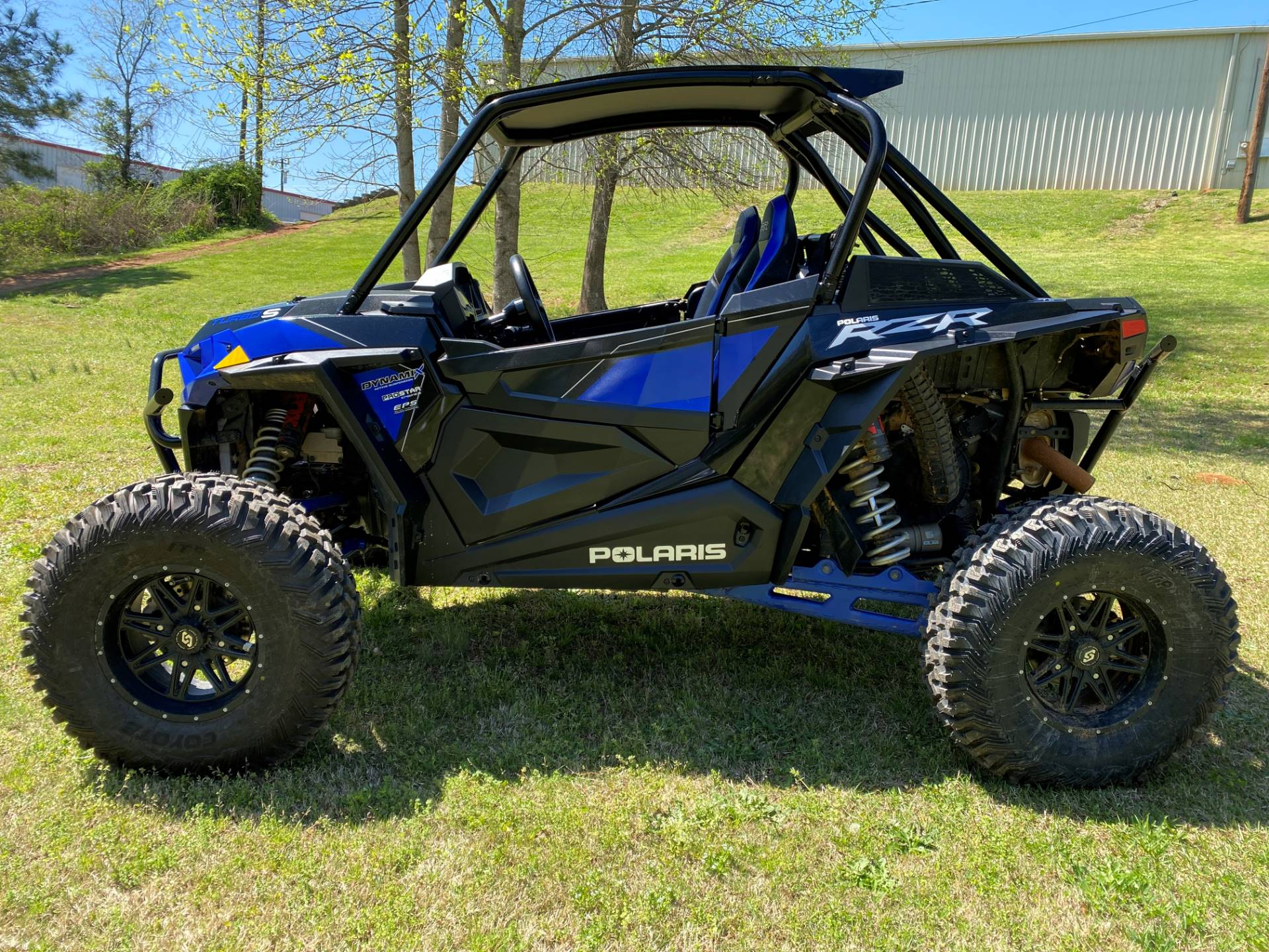 2018 Polaris RZR XP Turbo S in Greer, South Carolina - Photo 11