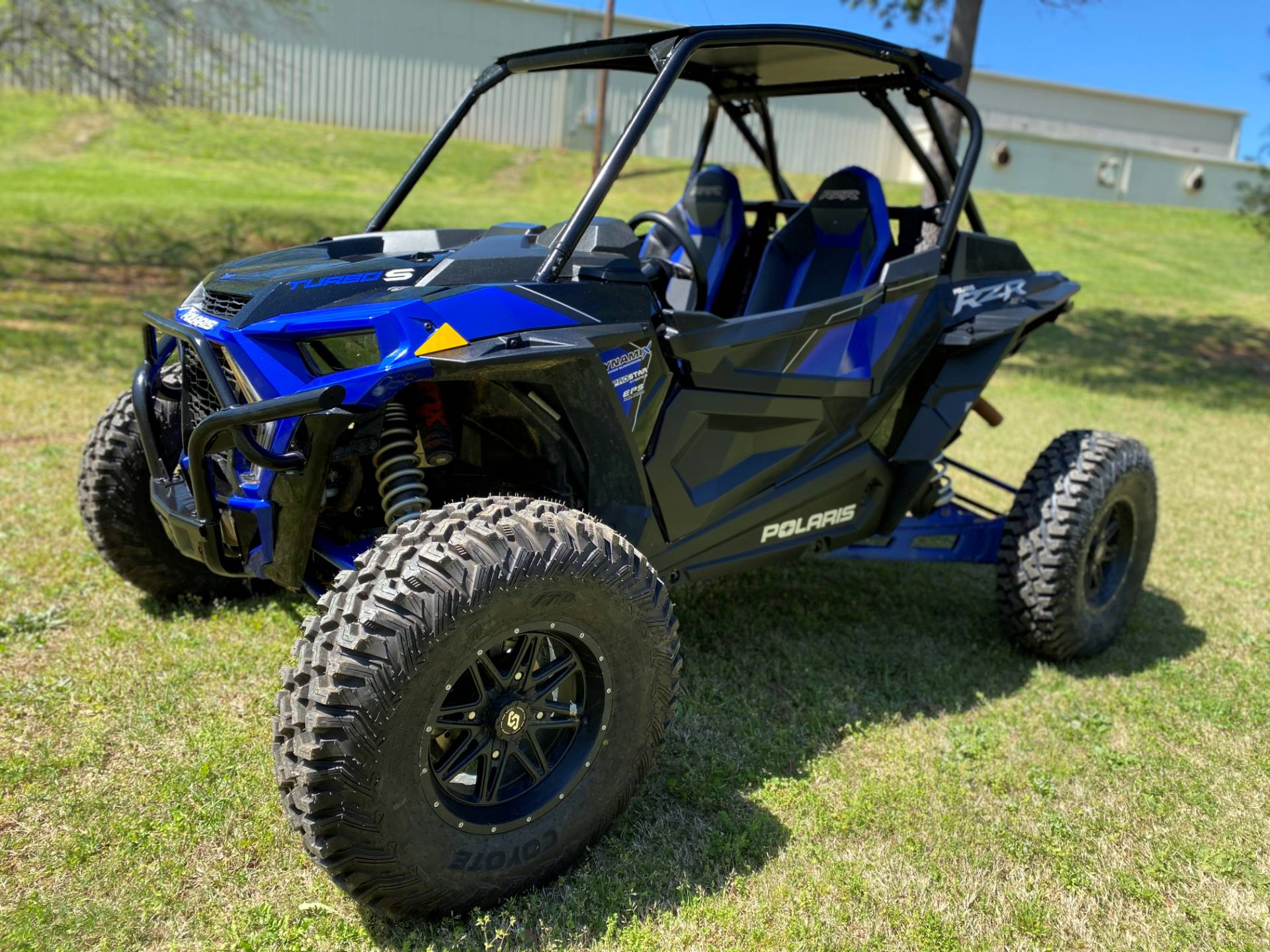 2018 Polaris RZR XP Turbo S in Greer, South Carolina - Photo 13