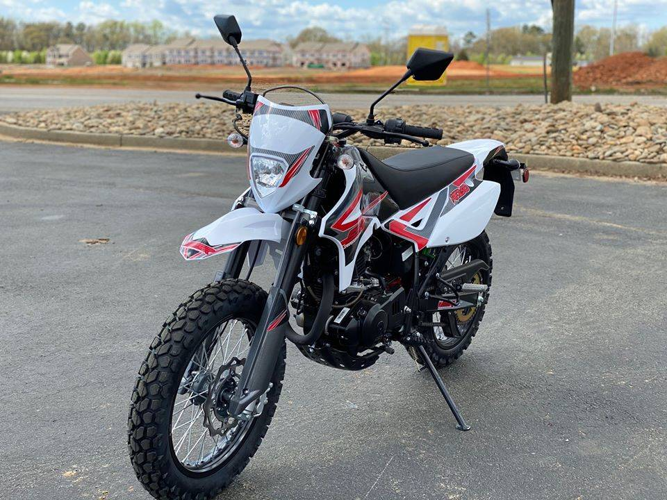 2020 SSR Motorsports XF250 Dual Sport in Greer, South Carolina - Photo 5