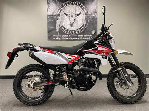 2020 SSR Motorsports XF250 Dual Sport in Greer, South Carolina - Photo 1