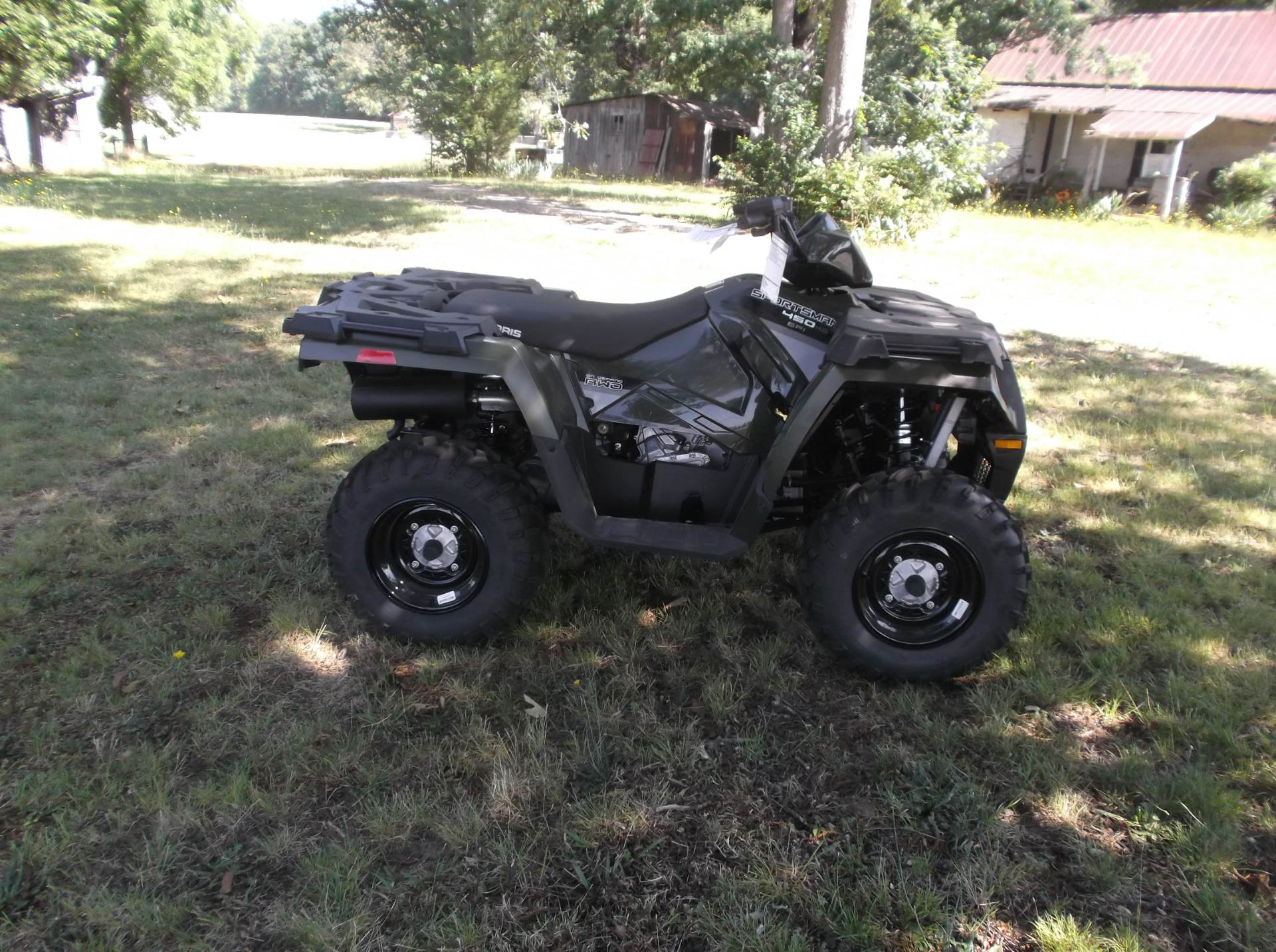 2019 Polaris Sportsman 450 H.O. in Greer, South Carolina - Photo 4