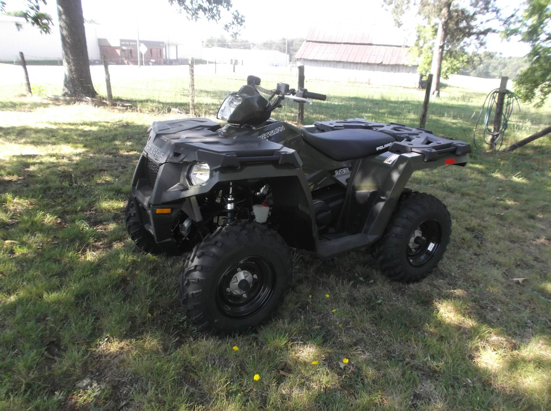 2019 Polaris Sportsman 450 H.O. in Greer, South Carolina - Photo 12